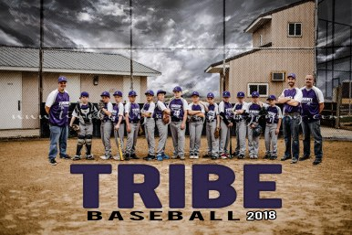 Tribe Group w Coaches